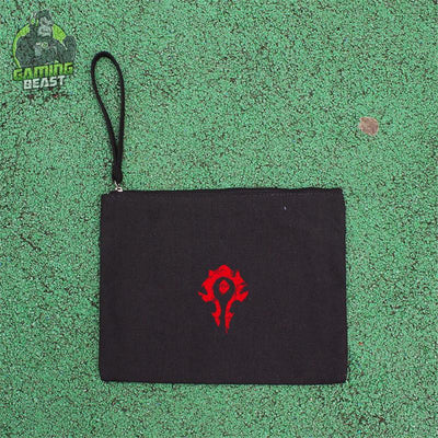 Limited Edition World of Warcraft Tablet Canvas Tote Bag