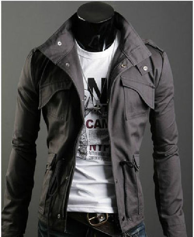 Assassin's Creed Style Winter Jacket