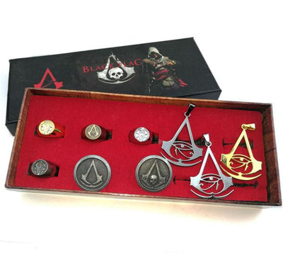 Assassin's Creed Jewelry Sets New Arrivel