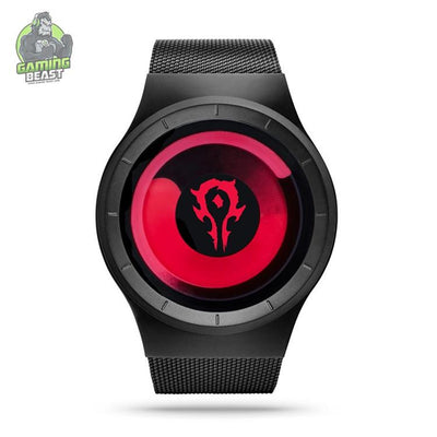 World of Warcraft Collector's Edition Touch LED Waterproof Watch