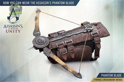Assassin's Creed  Edward Kenvi Revolution Sleeve Arrow Prop Model