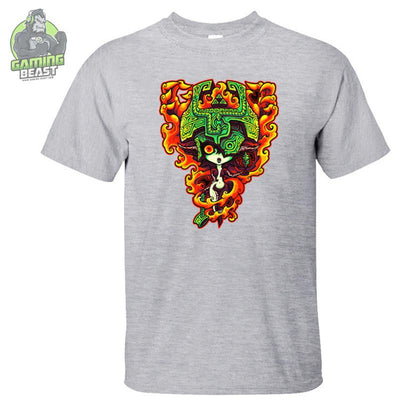 Legend of Zelda Creative Print Cotton T-shirt