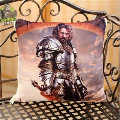 The Limited Edition World of Warcraft Printing Cotton Pillows