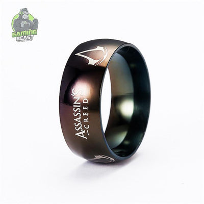 Limited Edition Assassin's Creed Plated Ring