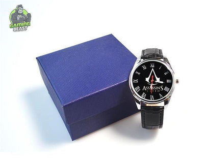 Limited Edition Assassin's Creed Waterproof Quartz Watch
