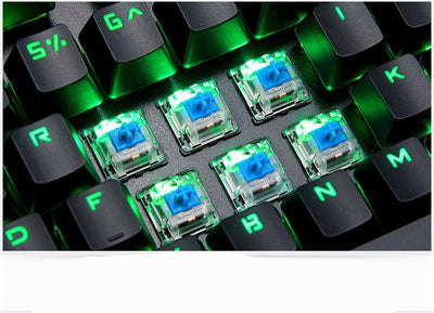 Limited Edition Computer Game Mechanical Keyboard Mouset Sets