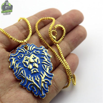 Limited Edition World of Warcraft Zinc Alloy Necklace