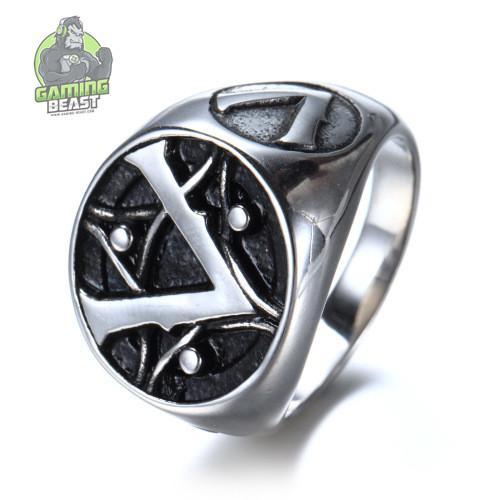 Limited Edition Assassin's Creed Titanium Steel Ring