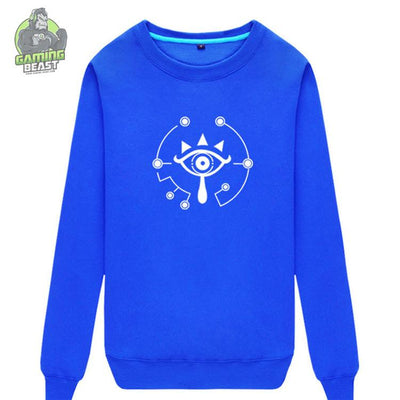 Limited Edition The Legend of Zelda Pattern Hoodie
