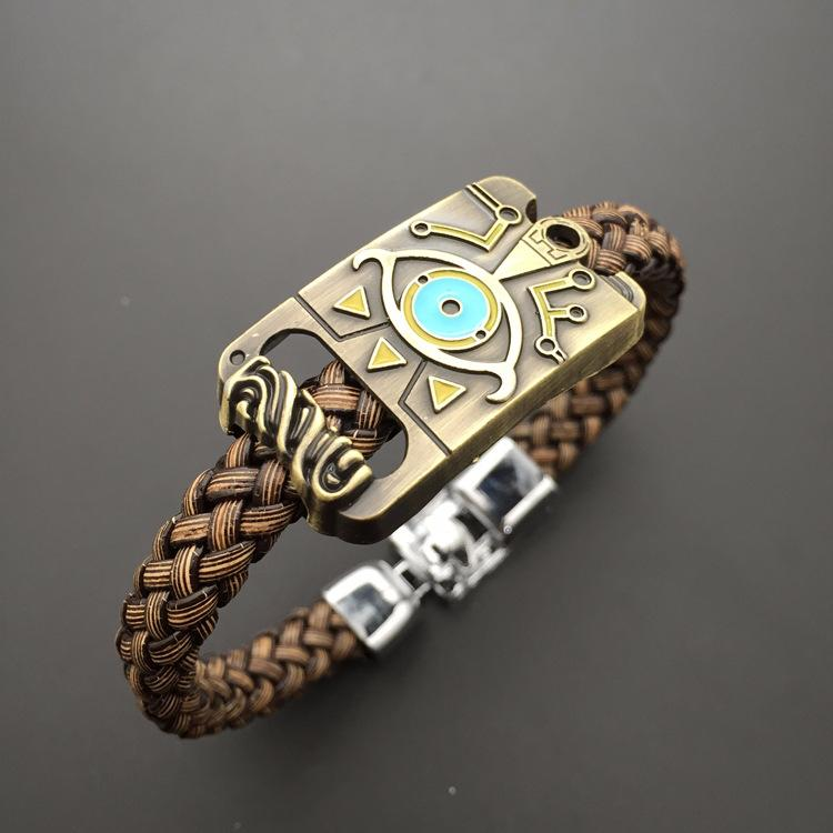 Limited Edition The Legend of Zelda Leather Bracelet