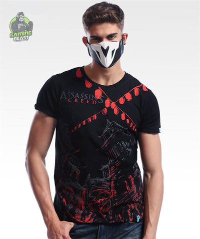 World of Warcraft Fashion Printing Cotton T-shirt