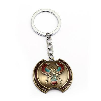 ASSASSIN'S CREED ORIGINS KEYCHAIN - LIMITED EDITION