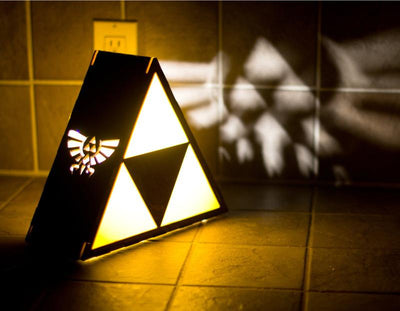 The Legend of Zelda Wireless Control 3D LED Table Lamp