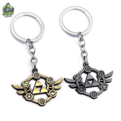 Limited Edition Legend of Zeldane Alloy Key Ring