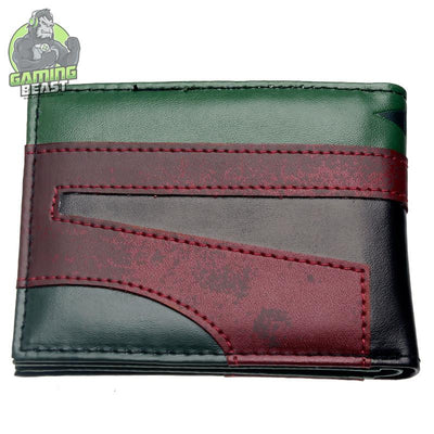 Star Wars Men's Leather Short Wallet