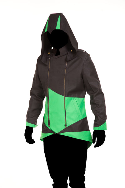 Assassin's Creed Hoodie Jacket Coat