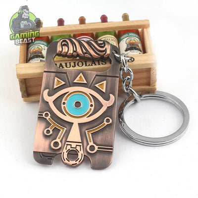 Limited Edition Legend of Zelda Alloy Keychain