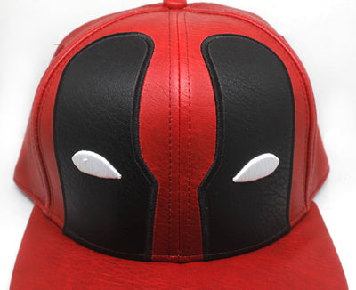 Limited Edition Deadpool Canvas Hip Hop Punk Fashion Wild Casual Sunhat