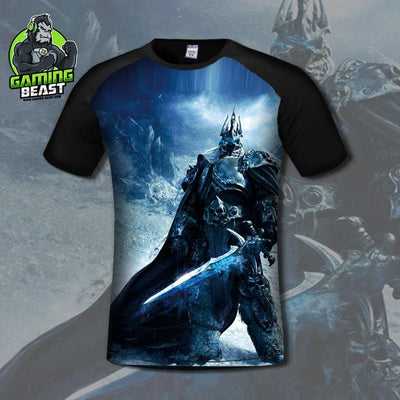 LIMITED EDITION - World of Warcraft Tribal T-shirt