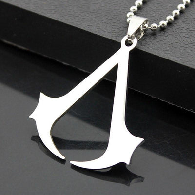 Assassin's Creed Stainless Steel Necklace