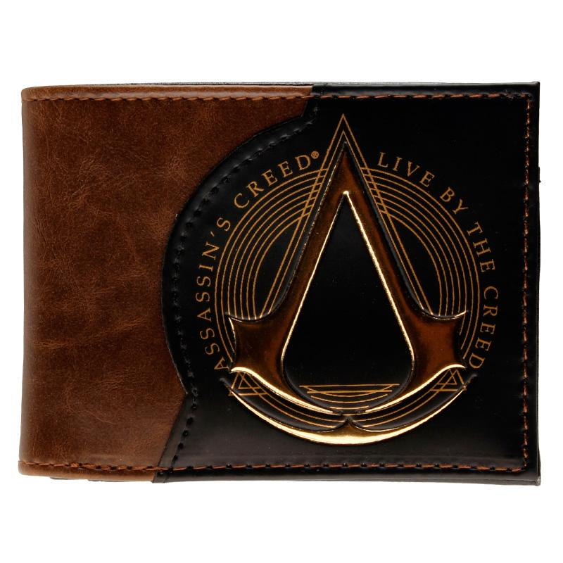 Limited Edition Assassin's Creed Cow - Leather Wallet