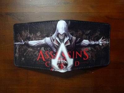 New Assassin's Creed Wallet - Exclusive Limited Edition