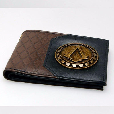 Nr.1 Top Selling Assassin's Creed Leather Wallet