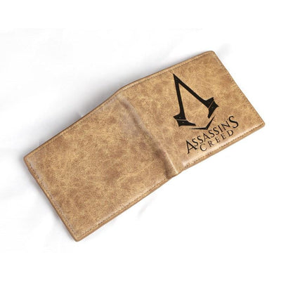 Copy of 1# Top Seller - Assassin's Creed Desmond High Quality Leather Wallet