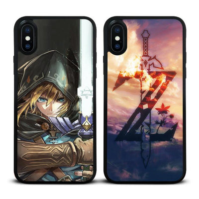 Legend of Zelda Phone Case for IPhone