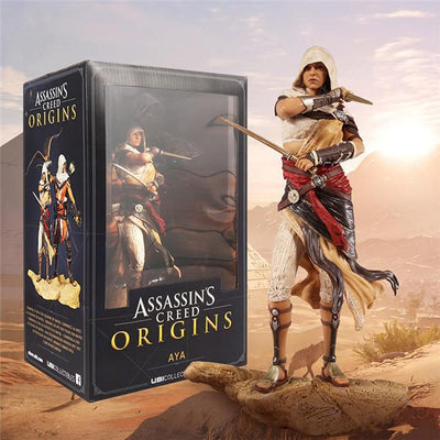 Limited Edition Assassin's Creed Origins Aya Figure