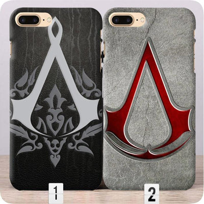 Limited Edition Assassin's Creed Phone Case for IPhone Huawei Samsung