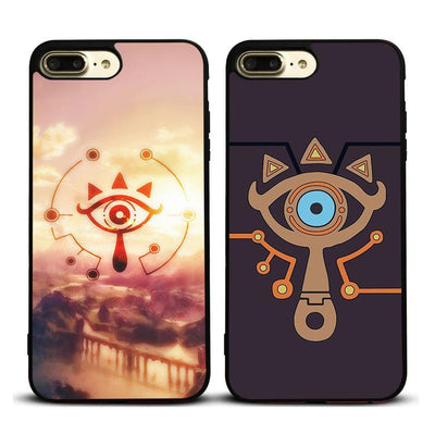 The Legend of Zelda Eyes Phone Case for iPhone