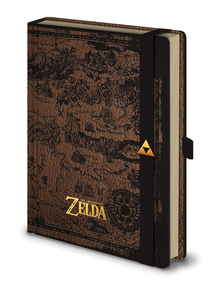 Limited Edition The Legend of Zelda A5 Notebook