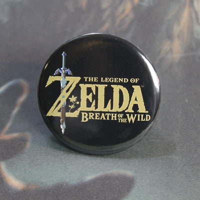 The Legend of Zelda's Wilderness Badge Hanging
