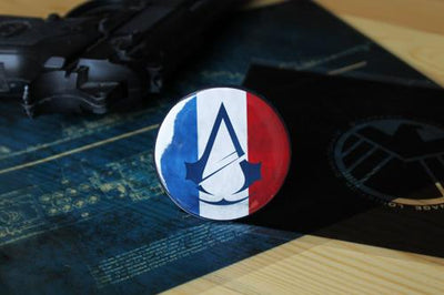 Assassin's Creed Origin Peripheral Badge Decoration