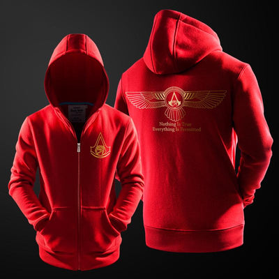 Limited Edition Assassin's Creed Origins Eagle Hoodies