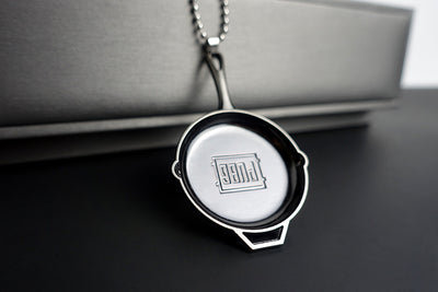 PLAYERUNKNOWN'S BATTLEGROUNDS Peripheral Weapon Alloy Pendant Necklace