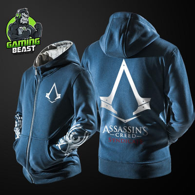 Limited Edition Assassin's Creed Syndicate Hoodies