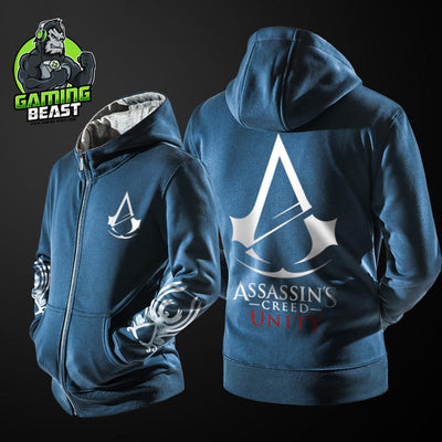 Limited Edition Assassin's Creed Unity Hoodies