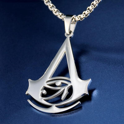Limited Edition Assassin's Creed Pendant Necklace
