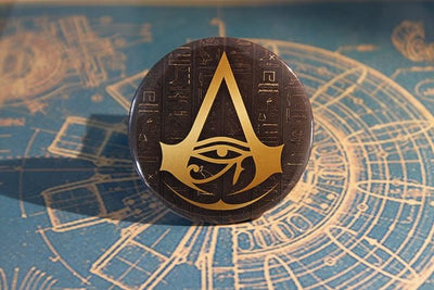 Copy of Assassin's Creed Origin Peripheral Badge Decoration