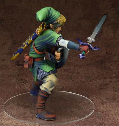 The Legend of Zelda: Skyward Sword Link Figure