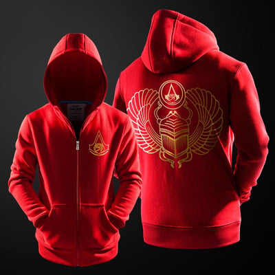 Limited Edition Assassin's Creed Origins Shield Hoodies