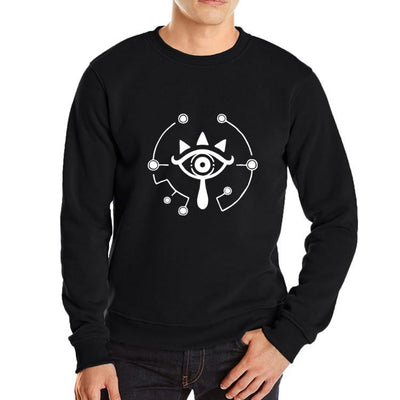 The Legend of Zelda Men's Fashion Long Sleeve