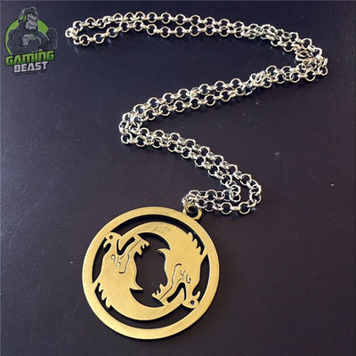 Limited Edition Overwatch Hanzo Alloy Necklace