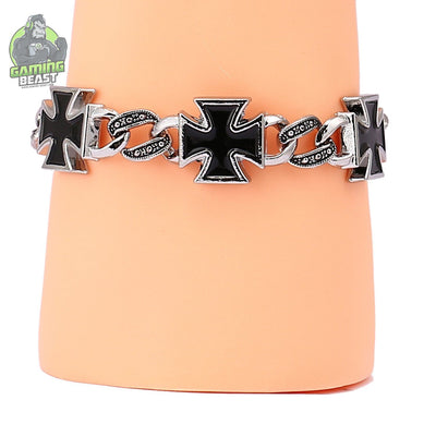 Limited Edition Assassin's Creed Cross Alloy Bracelets