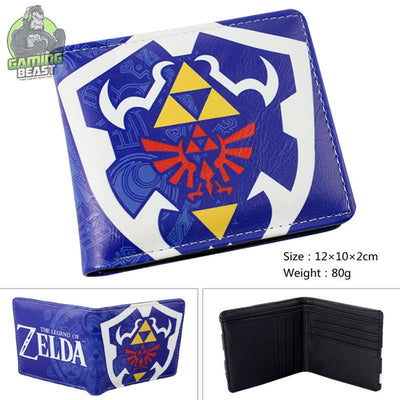 The Legend of Zelda LINK Leather Wallet