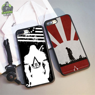 Limited Edition Assassin's Creed Phone Case for IPhone Samsung