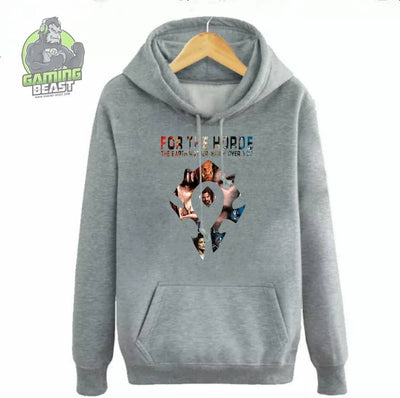 Wow Blizzard Game World of Warcraft Hoodie