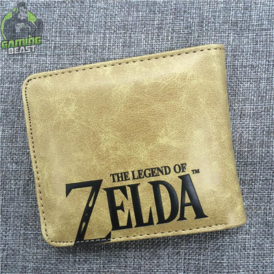 Limited Edition The Legend of Zelda Sign Wallet